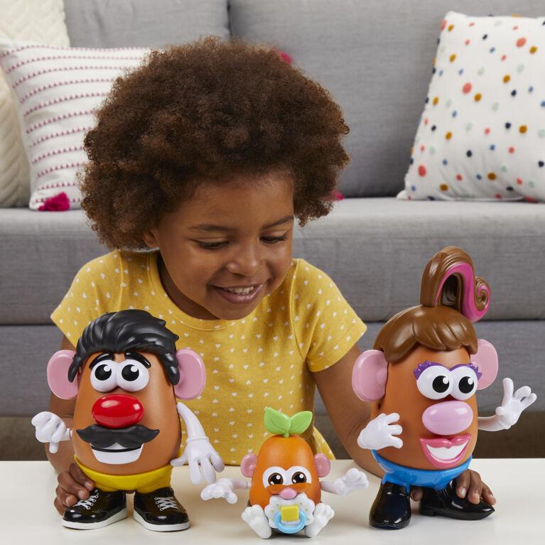 Potato Head, La famille Patate, inclut 45 pièces