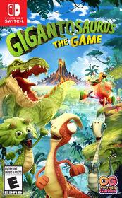 Nintendo Switch Gigantasaurous-E