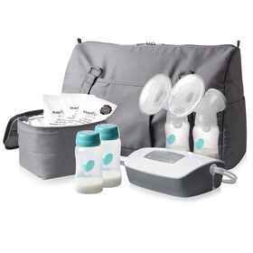 Evenflo Deluxe Advanced Double Electric Breast Pump - R Exclusive
