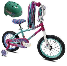 Avigo Summer Sweetie avec casque - Vélo 14 po