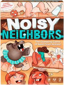 Jeu Noisy Neighbors – Édition anglaise