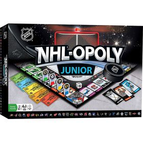 NHL-Opoly Jr Board Game