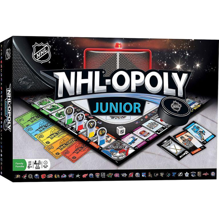 Jeu NHL-Opoly Jr - Édition anglaise