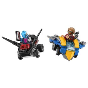 LEGO Super Heroes Mighty Micros: Star-Lord vs. Nebula 76090