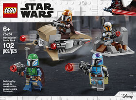 LEGO Star Wars TM Mandalorian Battle Pack 75267