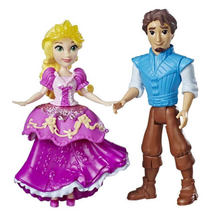 Disney Princess Rapunzel and Eugene Fitzherbert