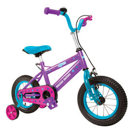 Rugged Racer 12 Inch Kids Bike with Training Wheels- Frozen - English Edition