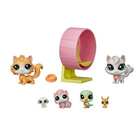 Littlest Pet Shop Pet Playhouse Toy, Lots of Pets to Collect
