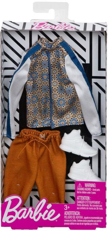 Barbie Ken Fashions, Track Jacket