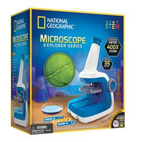 National Geographic Microscope Explorer Series