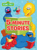 Sesame Street 5-Minute Stories (Sesame Street) - Édition anglaise