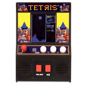 Arcade Classics - Tetris Retro Mini Arcade Game