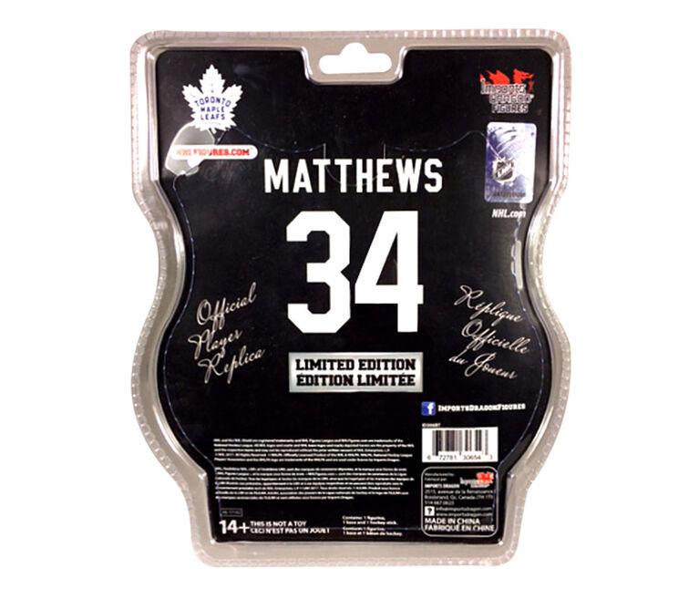 """Auston Matthews 6"""" NHL Figure"""