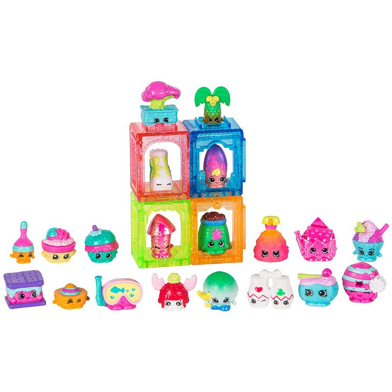 Shopkins Season 8 Wave 3 Asia/USA Mega Pack