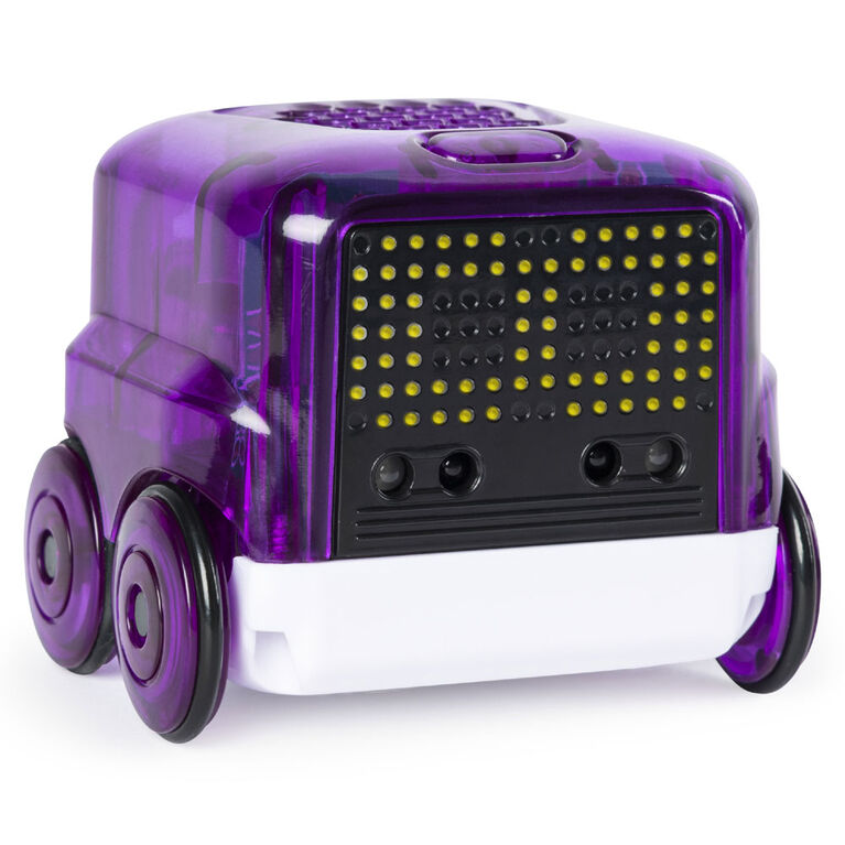 Novie, Interactive Smart Robot with Over 75 Actions and Learns 12 Tricks (Purple)