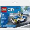 LEGO City La voiture de police 30366