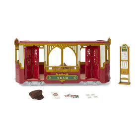 Calico Critters - Ride Along Tram
