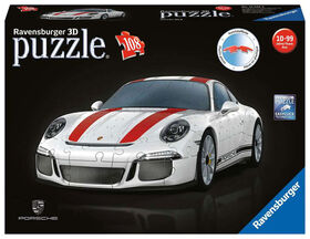 Ravensburger - Porsche 911 R 3D casse-têtes 108pc