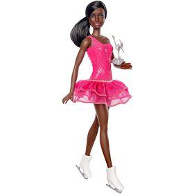 Barbie Careers Ice Skater Doll - Brunette