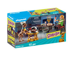 Playmobil - SCOOBY-DOO! Dinner with Shaggy