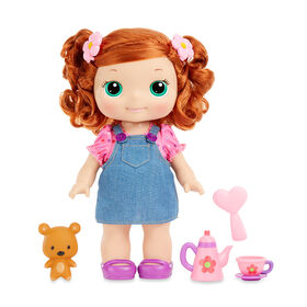 Poupée Lilly qui chante de 12 pouces Lilly Tikes de Little Tikes pour enfant d'âge préscolaire