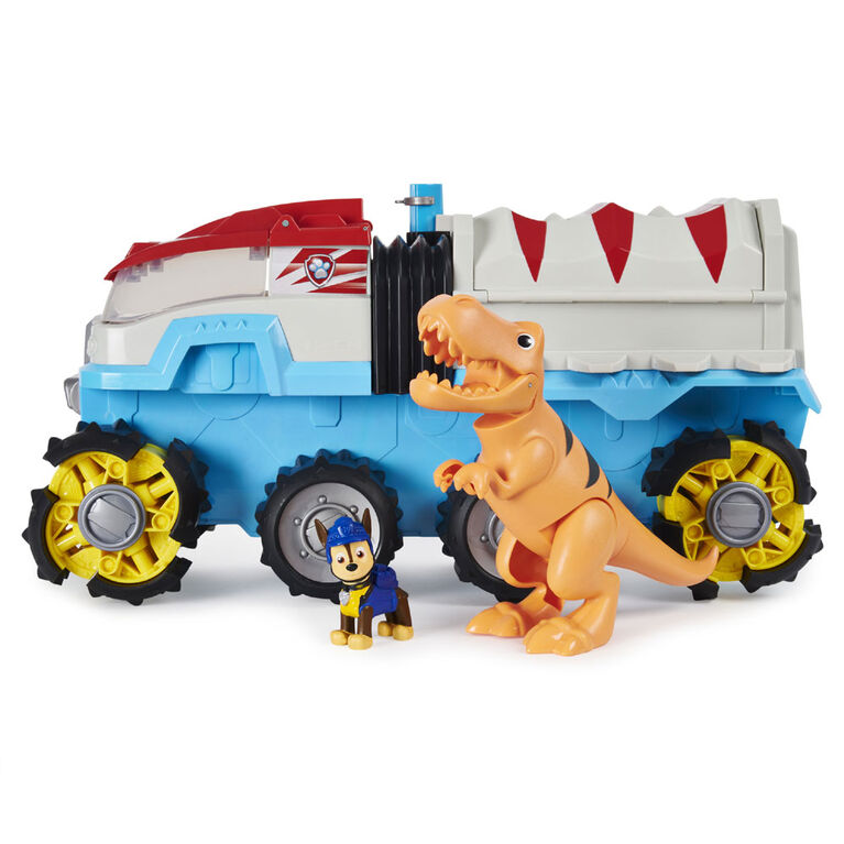 Paw Patrol Dino Team Vehicle Patroller