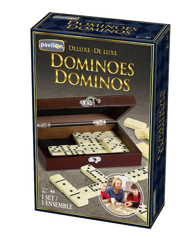 Pavilion Deluxe - Dominoes