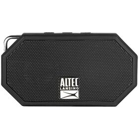 Altec Lansing Mini H2O Wireless Waterproof Speaker - Black