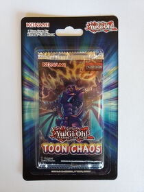 """Emballage-coque """"Réimpression"""" du Chaos Toon Yu-Gi-Oh!"""