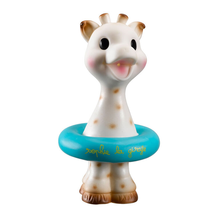 Sophie the Giraffe Bath Toy - Blue