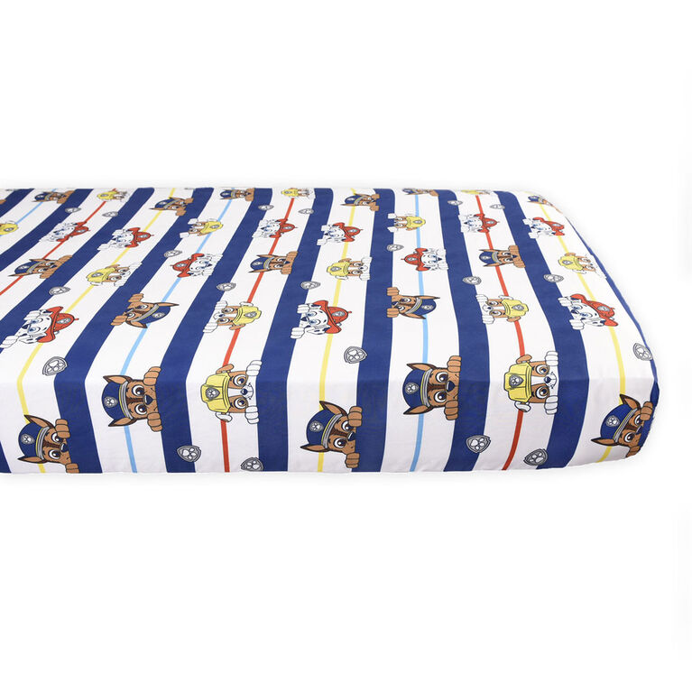 Nickelodeon Paw Patrol 3-Piece Toddler Bedding Set