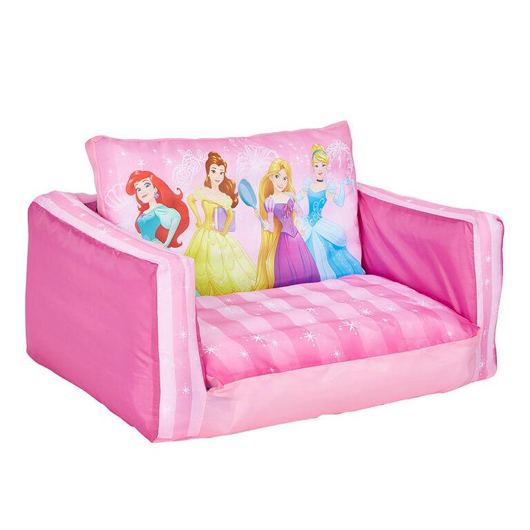 Sofa Lit 2 en 1 Disney Princesses