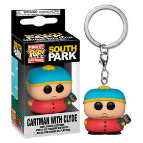 Funko POP! Keychains TV: South Park - Cartman with Clyde