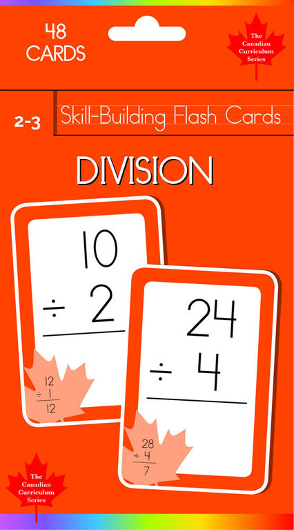 Grade 2-3 Skill Building - Division - English Edition