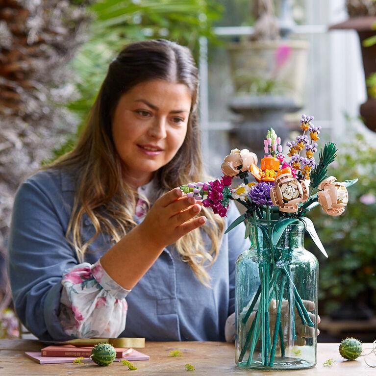 LEGO Creator Expert Bouquet de fleurs 10280