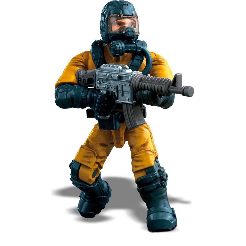 Mega Construx Call Of Duty Hazmat Lab Armory Building Set NEW IN STOCK