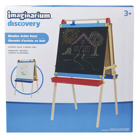 Imaginarium Discovery - Wooden Artist Easel - R Exclusive