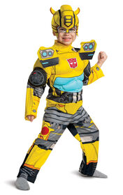 Transformers Bumblebee Classic Muscle Costume 2T