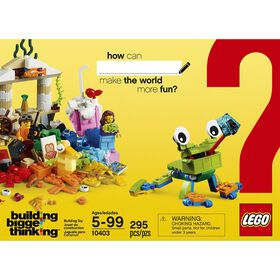 LEGO Building Bigger Thinking World Fun 10403