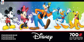 Ceaco: Fab 5 Disney Panoramic 5 casse-tête 700 Piece