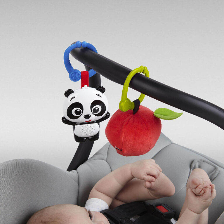 Baby Einstein Bold New World High Contrast Playmat