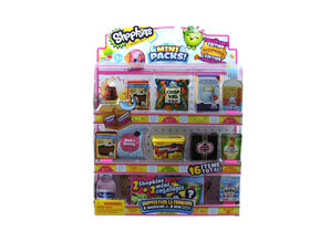 Shopkins Season 10 Mini Packs Shopper 8 Pack