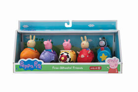 Peppa Pig Mini Buggy 5 pack