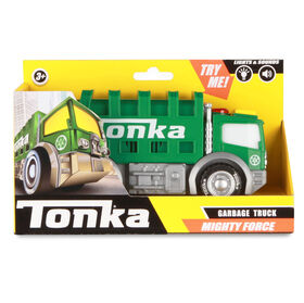 Tonka - Mighty Force Light and Sound - Garbage Truck