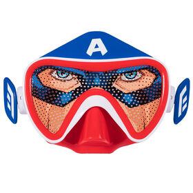 Masque de bain Disney - Captain America