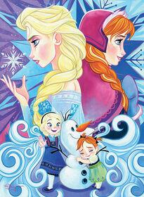Ceaco Disney Friends Frozen Puzzle 200 Pieces