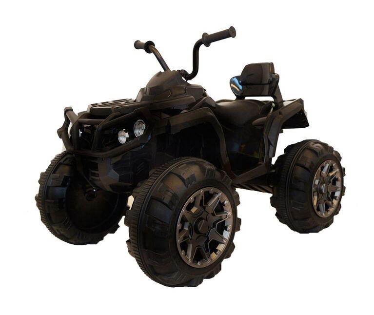 Kidsquad Super Quad 12V Black