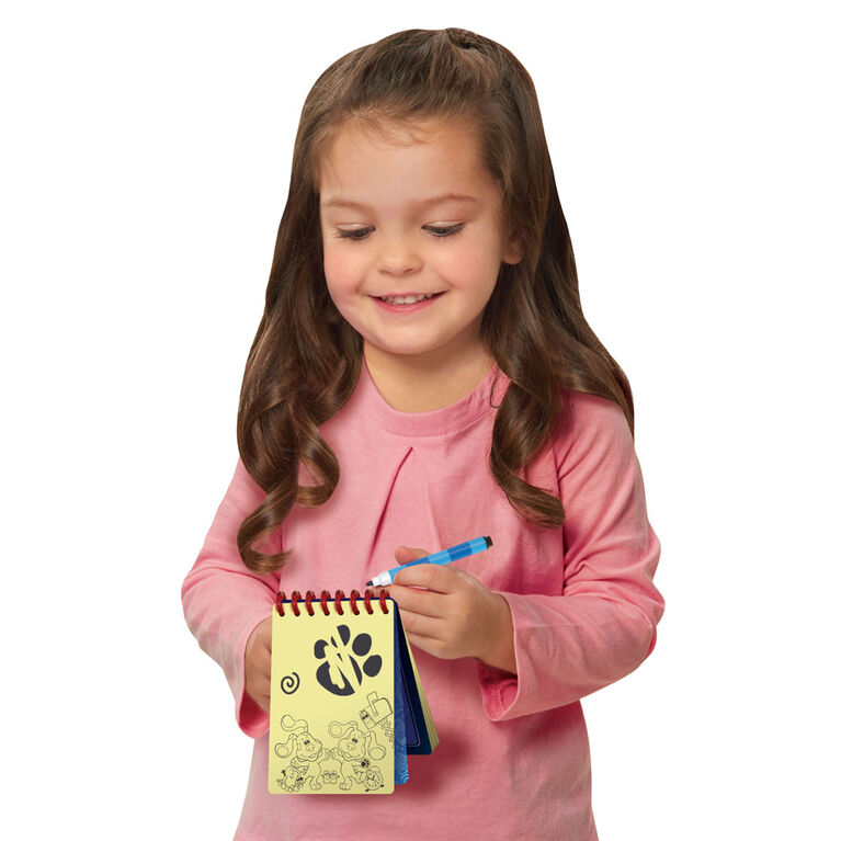 Blue's Clues & You! Handy Dandy Dry-Erase Notebook - R Exclusive - English Edition