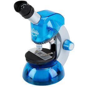 Edu-Science - M640x Student Microscope - Blue