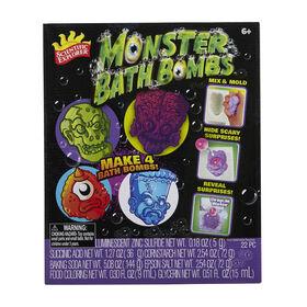 Scientific Explorer Monster Bath Bombs